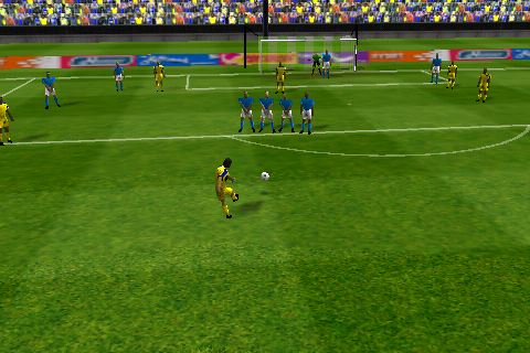 Screenshot X2 Football 2009 Review